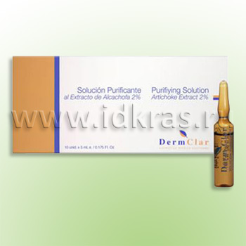 Purifiying Solution ARTICHOKE EXTRACT 2%