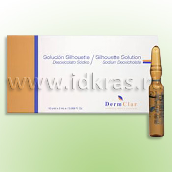Silhouette Solution SODIUM DEOXICHOLATE