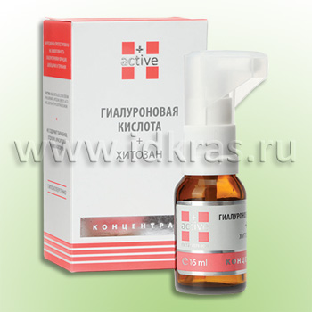 Концентрат Гиалуроновая кислота + Хитозан