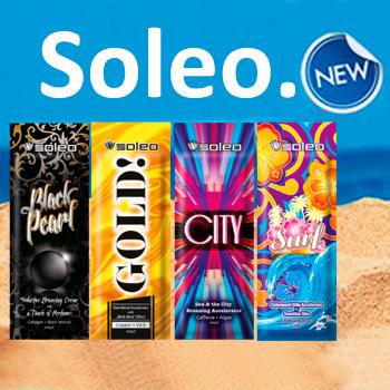 Идеи красоты - кремы для загара в солярии soleo new.