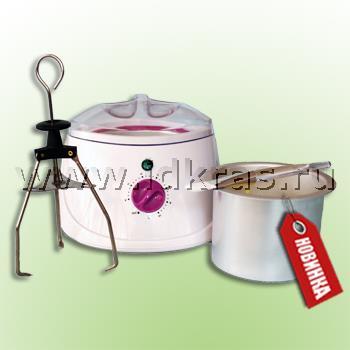 Нагреватель для воска и парафина в банках «Yorkma» (под заказ 7 дней)