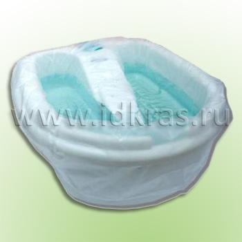 Пакеты для педикюрных ванн