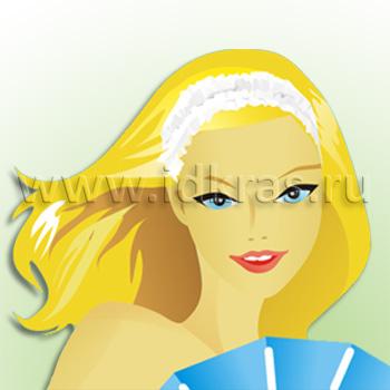 Повязка-фиксатор для волос