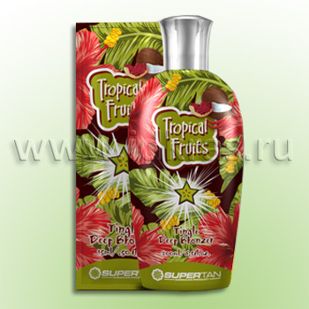 Средство для загара TROPICAL FRUITS