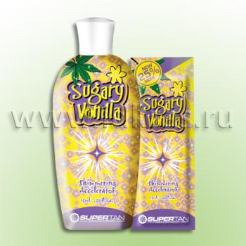 Средство для загара Сладкая ваниль (Sugary Vanilla)